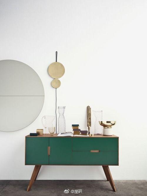 卧室壁柜装修效果图片 壁柜置景效果图