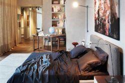 9平米卧室布置效果图 关注5点小卧室也能变大空间