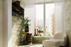 阳台窗帘搭配技巧有哪些  阳台窗帘怎么选择