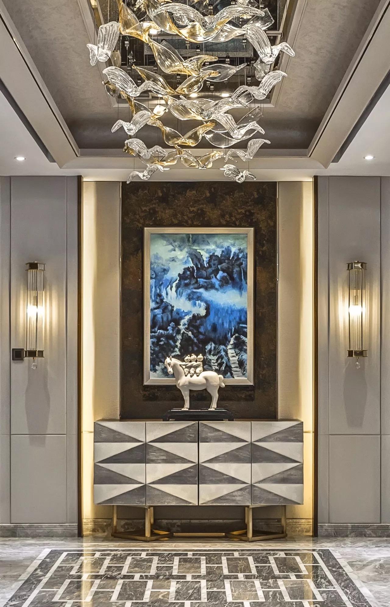 后现代风格有什么特点 后现代家装效果图