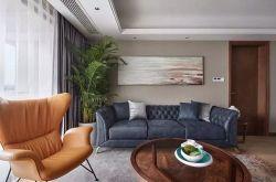 沙发背景墙效果图 让客厅更有文艺范