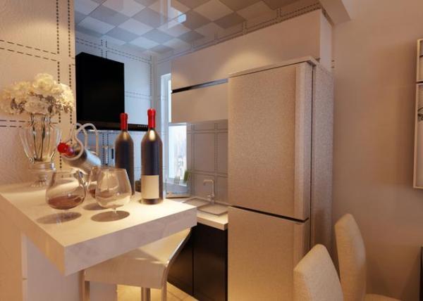 厨房吧台装修效果图 厨房吧台设计要点