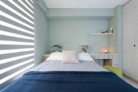 清新北欧风格家居装修设计效果图