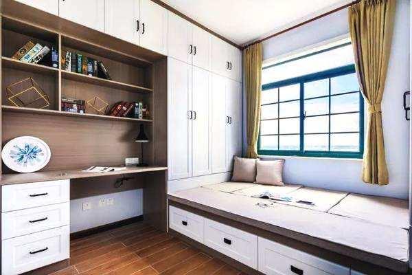 榻榻米是什么 小卧室榻榻米装修效果图