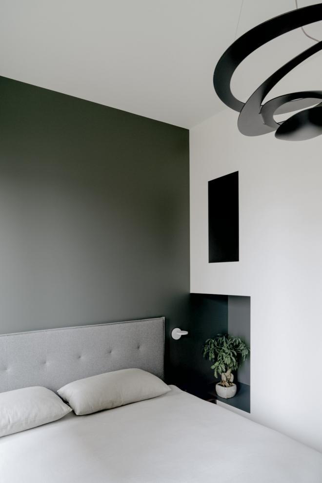 114平莫斯科中性色调住宅装修效果图
