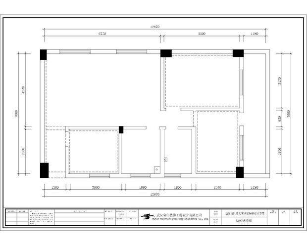 100平方北欧三居室装修效果图