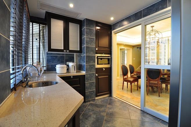 廚房櫥柜安裝八個小竅門 櫥柜效果設計圖