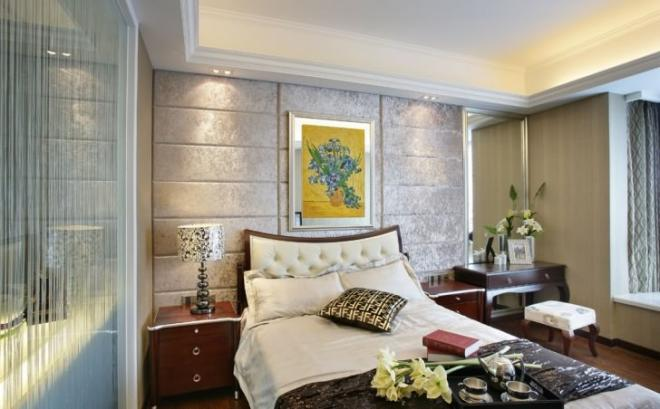 四居室138平米欧式风格装修效果图