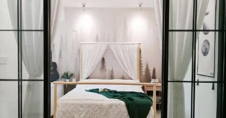 北欧风格居家装修效果图