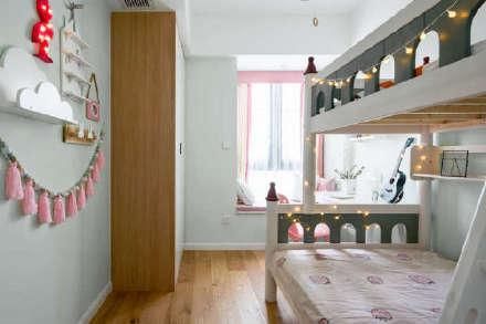 89平北欧家居装修效果图