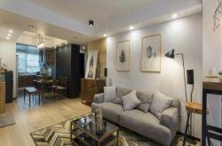 客厅装修的基本原则和注意事项