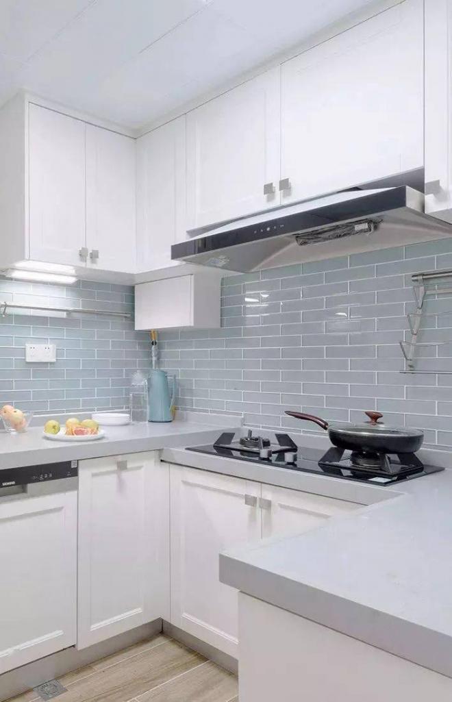 小户型厨房设计图 家居装修效果图