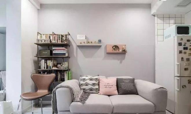 49平的小戶型公寓效果圖 家居設計圖