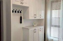 125平新房玄关巧妙效果图 玄关设计图