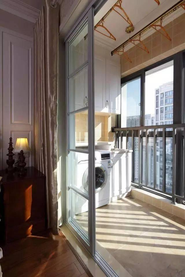 阳台设计图 小户型阳台装修效果图