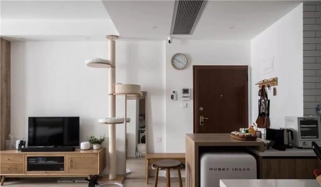 公寓73平米装修效果图