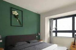 10款小户型卧室色彩搭配 家居装修效果图