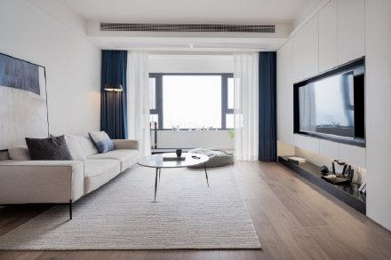 简洁自然住宅装修效果图