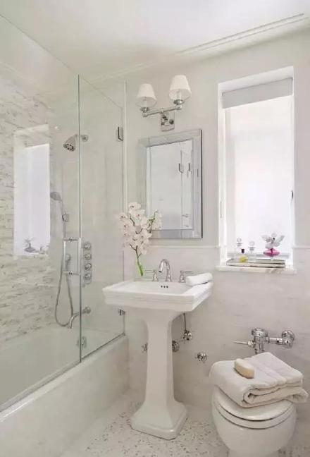 卫生间装修设计图
