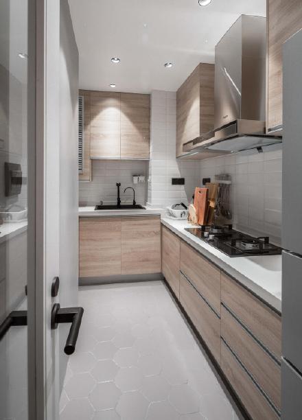 85㎡日式MUJI两居室装修效果图