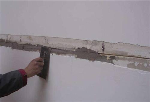 屋顶出现裂缝的原因以及修补方式