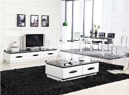 极简风格现代装修电视背景墙