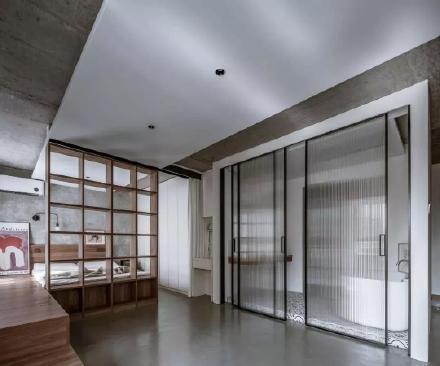 简约风单身公寓装修效果图