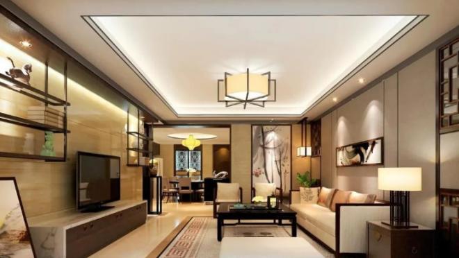 长治装修怎么让客厅空间最通透?