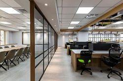 唐山办公室装修如何体现设计感?