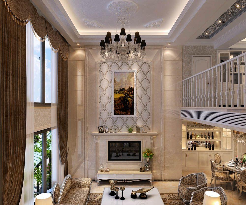 复式楼欧式装修需要注意什么 复式楼装修特点