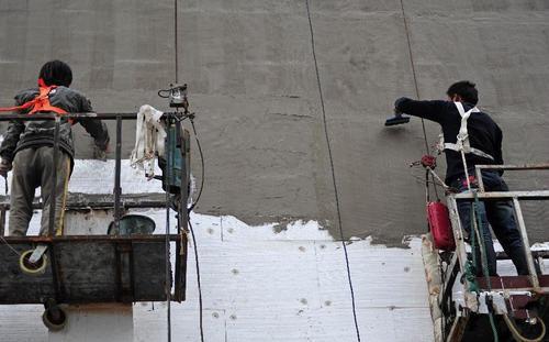 河北沧州外墙装修怎么保温?