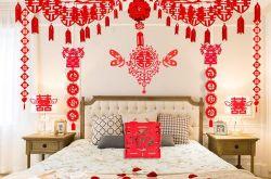 大连婚房装修除了红色还有什么色系美的高级呢?