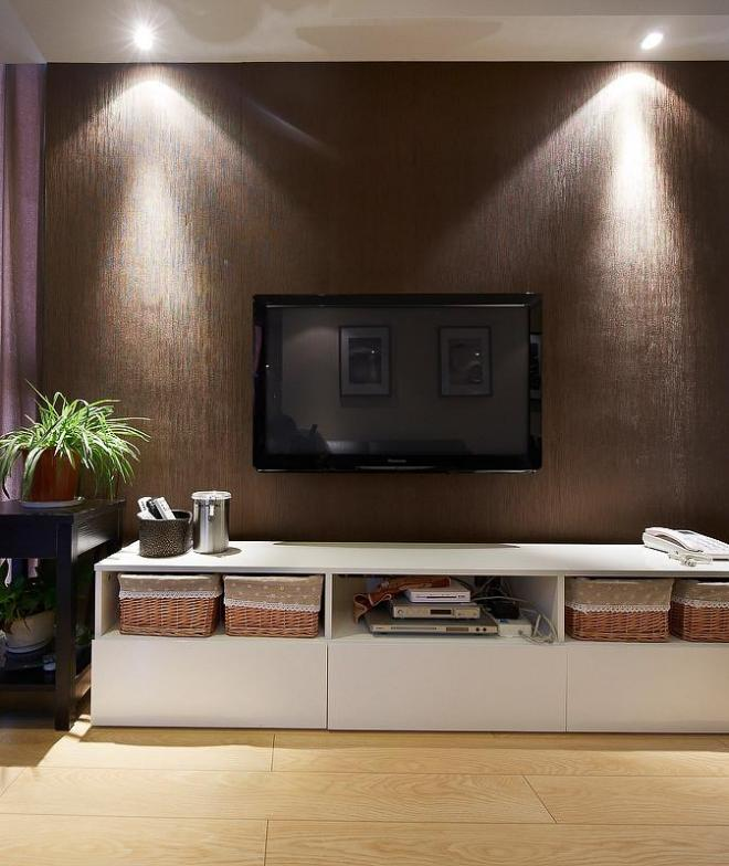 合肥日式家装电视背景墙效果图