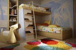 衢州儿童房适合什么装修风格?