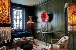 萍乡房子复古风装修怎么设计?