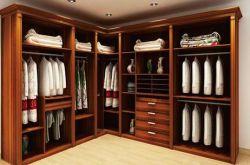 山东东营装修实木衣柜哪种材质好?价格是多少?