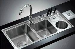 东营装修厨房不锈钢水槽越厚实越好吗?