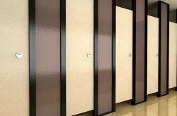 济宁卫生间隔断板有哪些材质?价位如何?