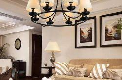 威海家装客厅灯一般用几瓦的?