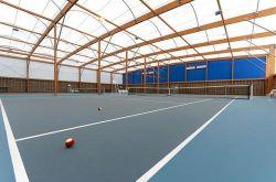 株洲室内网球馆装修灯光一定要设计好?