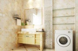 贵阳家装洗衣机上排水好还是下排水好?