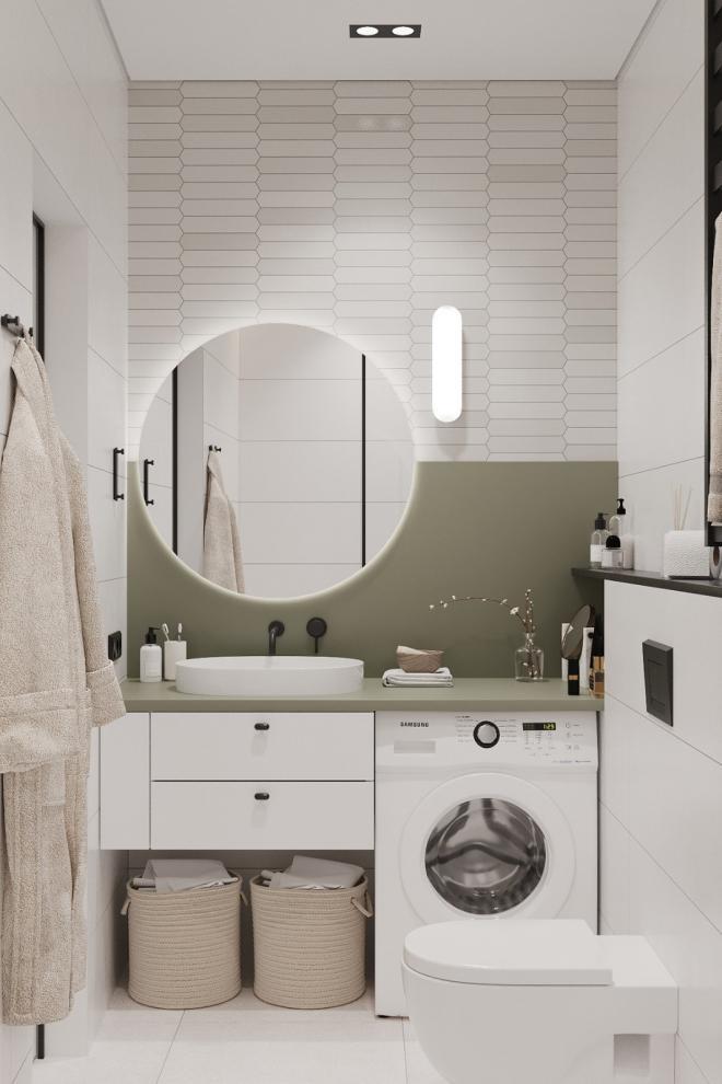 六盘水小户型一居室装修效果图
