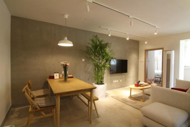 两居室日式风装修效果图