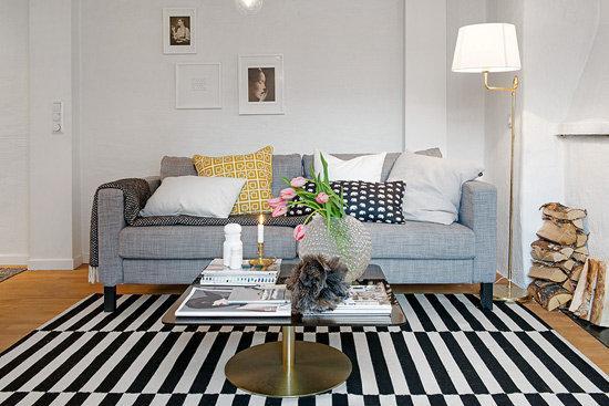 长治瑞典时尚阁楼公寓装修效果图