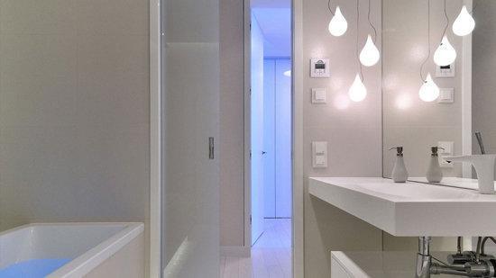 大连现代个性公寓装修效果图