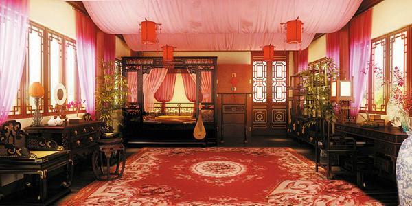本溪中式婚房布置技巧有哪些?