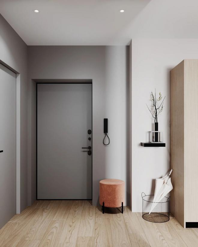 吉林30平米单身公寓装修效果图