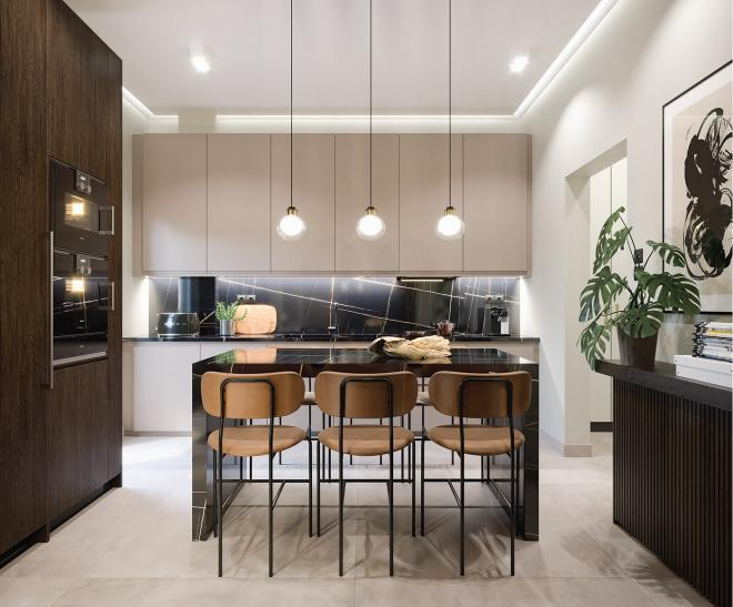 大庆65平米公寓装修效果图
