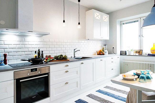 古典欧式厨房装修效果图