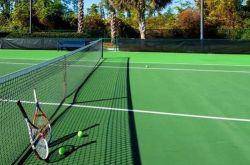 聊城网球场地面装修什么材料好?